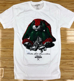 Rich & Rugged- hustle sold separately ss tee