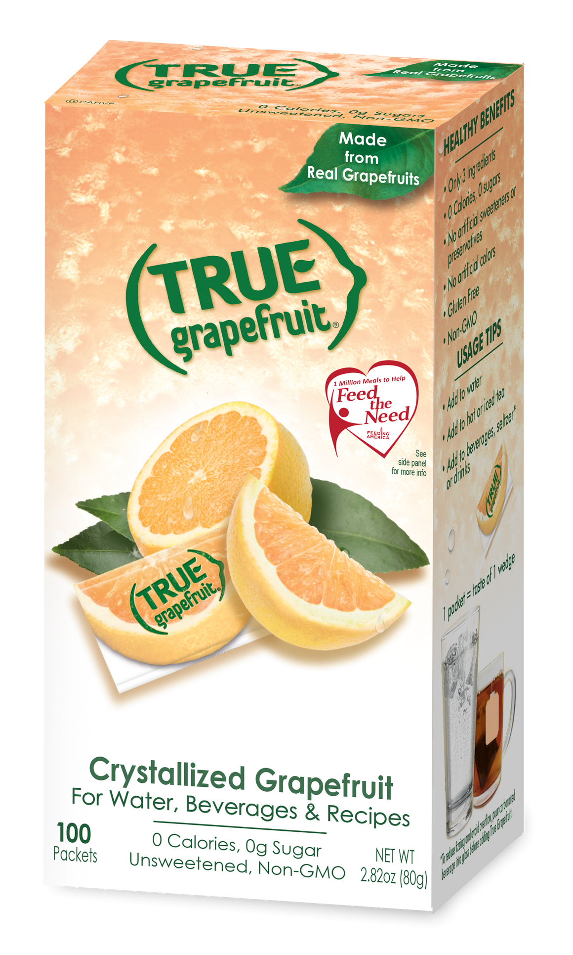 True Grapefruit 100-Count