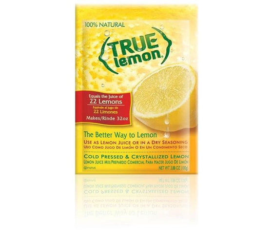 True Lemon 100g Food Service Packet