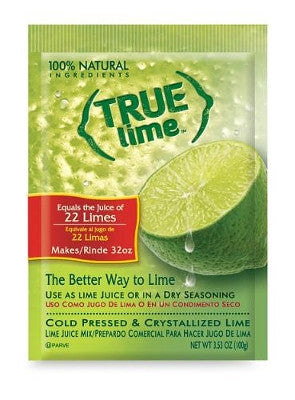 True Lime 100g Food Service Packet