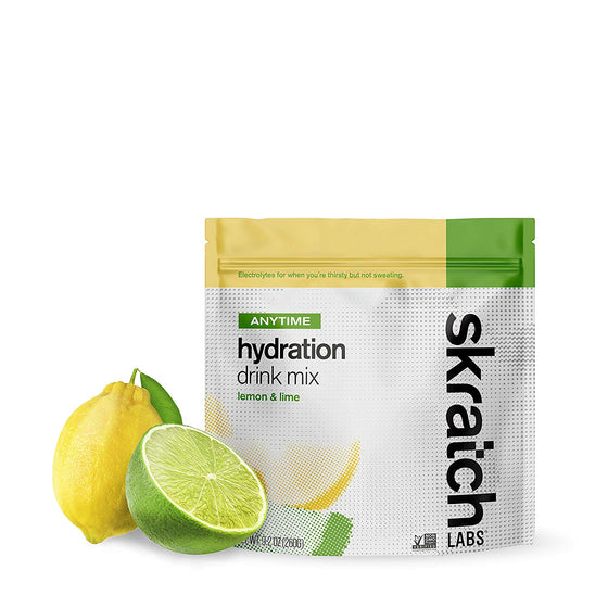 Skratch Labs Anytime Hydration Drink Mix