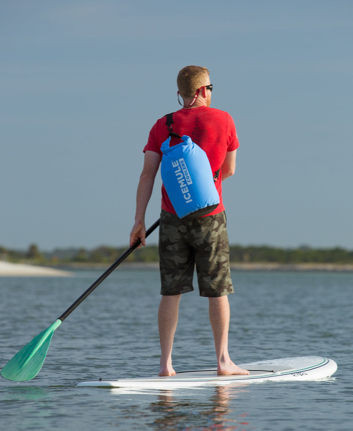 IceMule Classic Cooler Paddleboarding