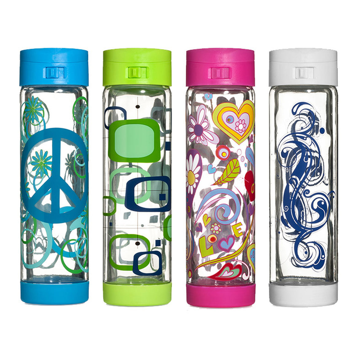 Glasstic Water Bottle