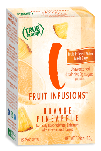 True Lemon Fruit Infusions Orange Pineapple 15-Count