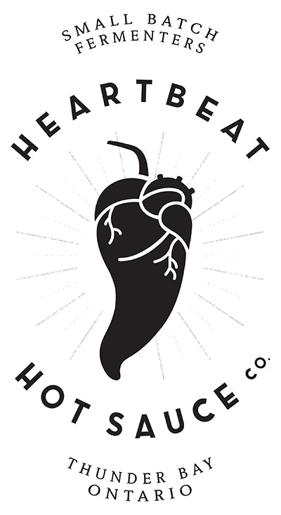 Heartbeat Hot Sauce 3 Bottle Mixed Pack