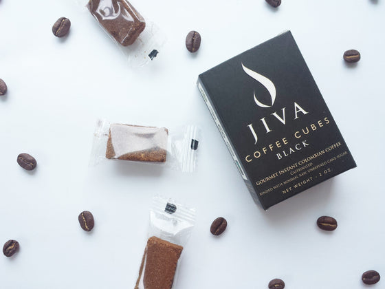 Jiva Instant Coffee Cubes - Black