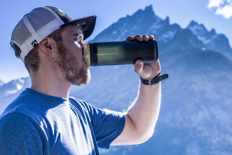 GRAYL Ultralight Purifier Bottle