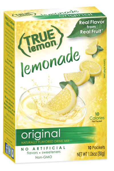 True Lemon Original Lemonade 10-Count