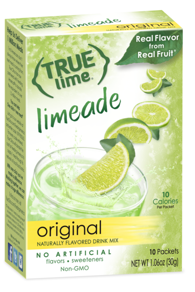 True Lime Limeade 10-Count