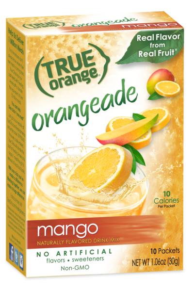 True Orange Orange Mango 10-Count