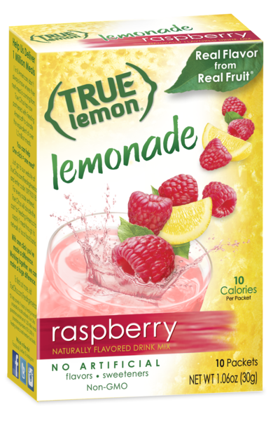 True Lemon Lemonade Variety Pack (4 x 10-Count)