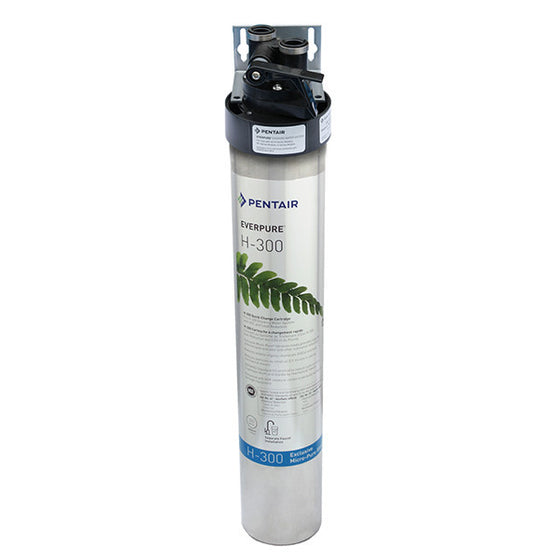 everpure h300 water filtration system