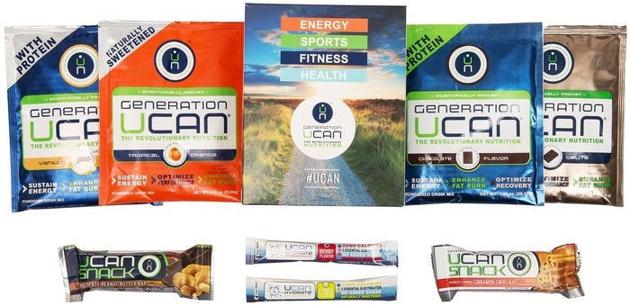 Generation UCAN Fitness Trial Box