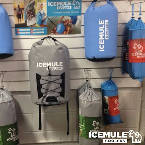 IceMule Pro Wall Display