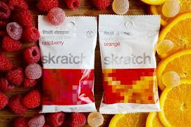 Skratch Labs Fruit Drops Energy Chews