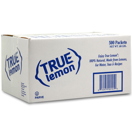 True Lemon Bulk 500-Count