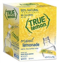 True Lemon Original Lemonade 30-Count