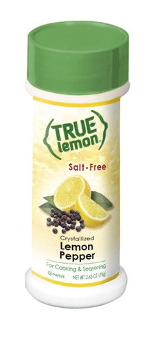 True Lemon Lemon Pepper 60g Shaker