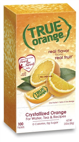 True Orange 100-Count