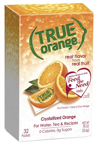 True Orange 32-Count