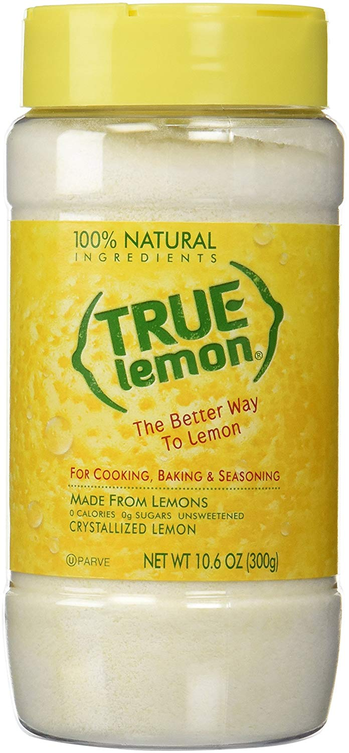 True Lemon 300g Shaker
