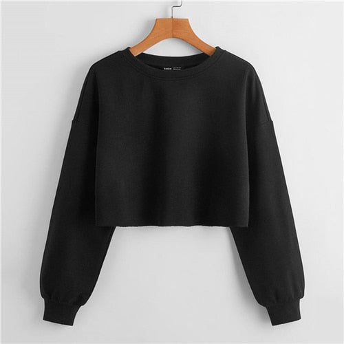 Drop Shoulder Gstaad Pullover