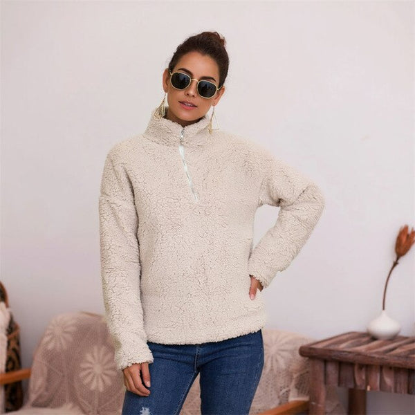 Iconic Aspen Turtleneck Pullover