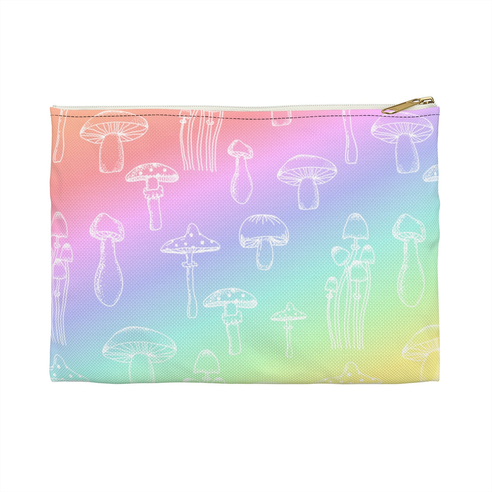Shrooms Flat Accessory Pouch