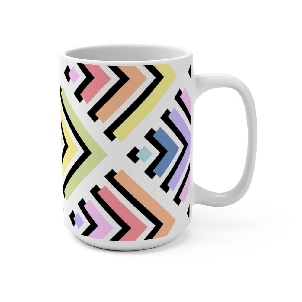 visionary-aesthetic - Labyrinth Mug 15oz - Printify - Mug