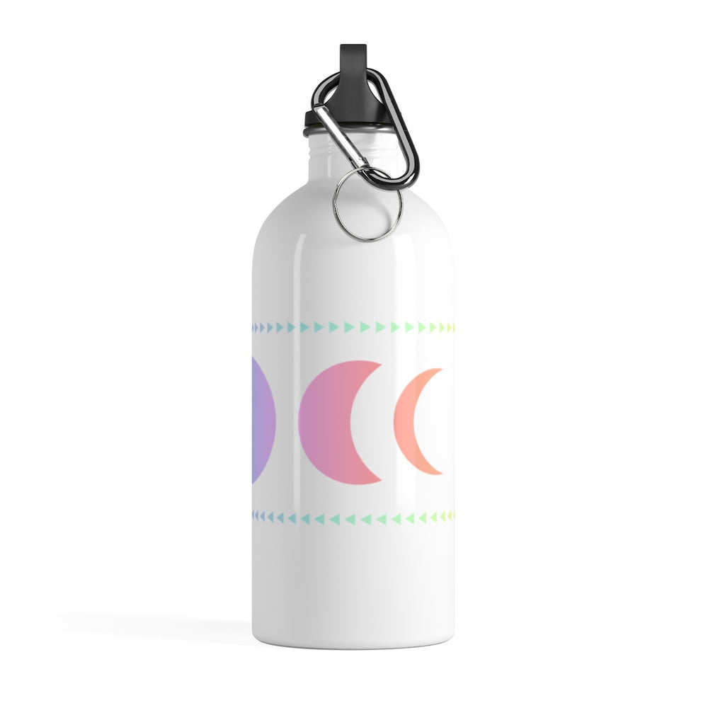 Moon Magic Stainless Steel Water Bottle