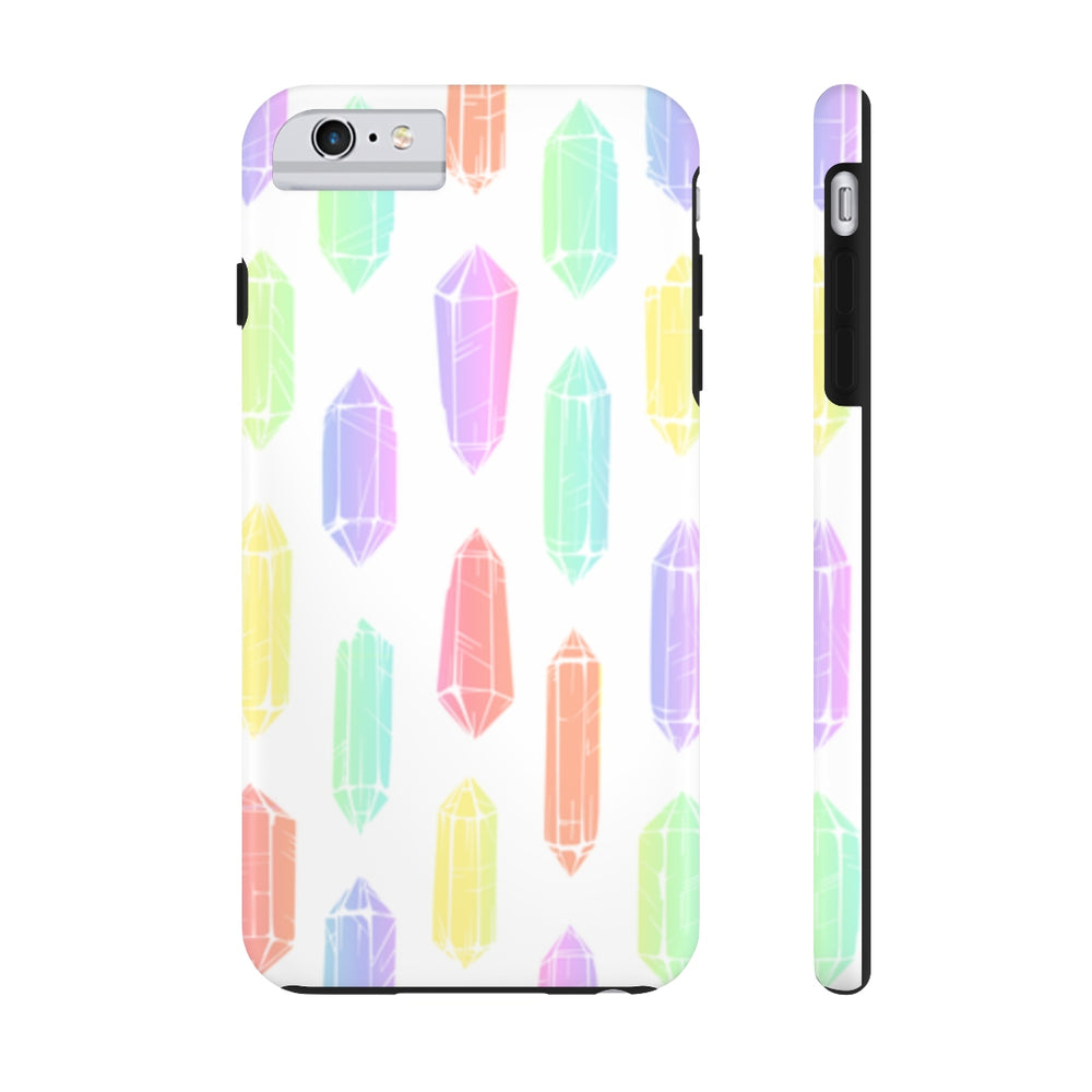 Watercolor Crystals Case Mate Tough Phone Case