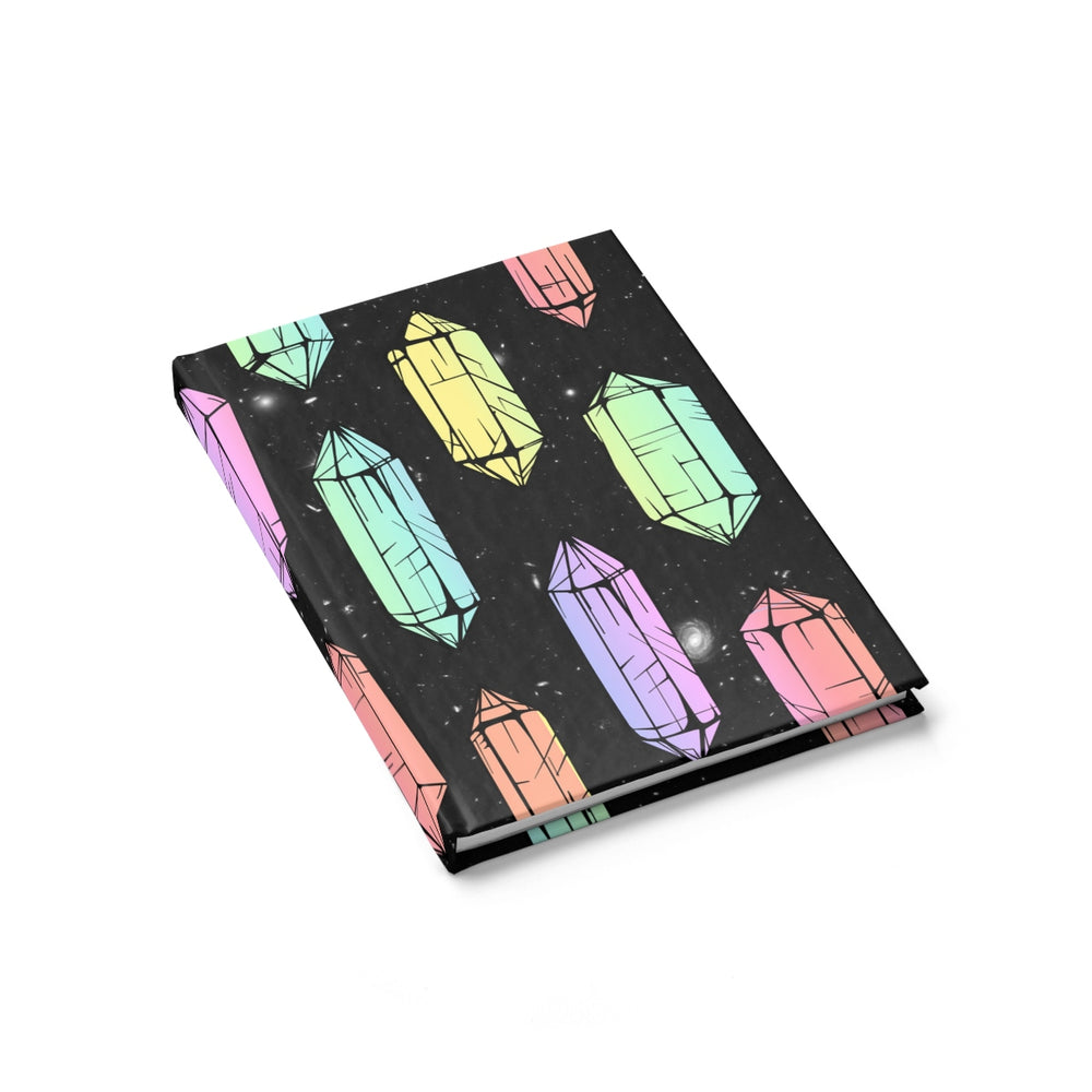 Crystal Galaxies (Solid) Journal