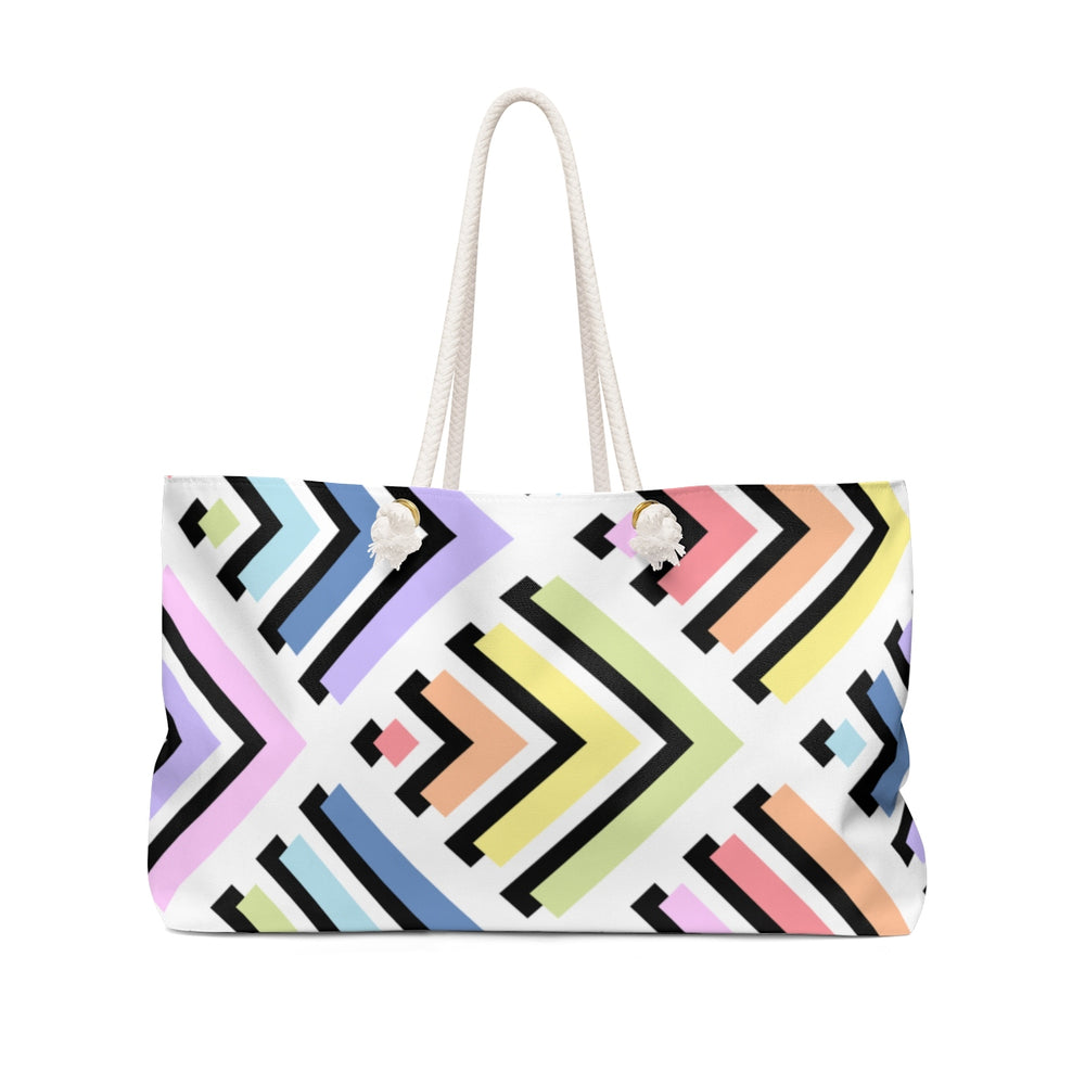 Labyrinth Beach Bag