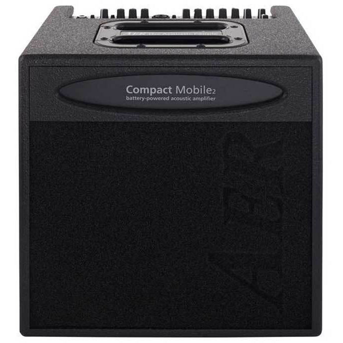 "AER Compact Mobile 1x8"" 60-Watt Battery-Powered Acoustic Amp"