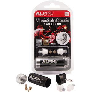 Alpine MusicSafe Classic Earplugs - Downtown Music Sydney