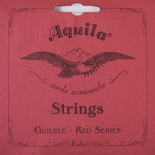 "Aquila Red Series Guitalele (Guitar Ukulele) Strings - ""E"" Tuning"