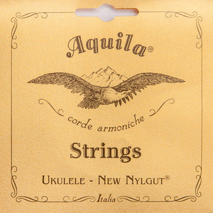 Aquila New Nylgut Soprano Ukulele Strings - Regular Tuning - Downtown Music Sydney