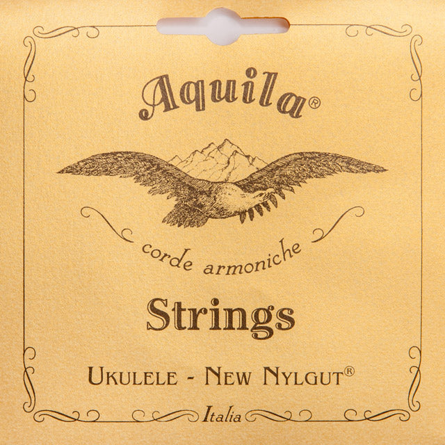 Aquila New Nylgut Concert Ukulele Strings - Regular Tuning