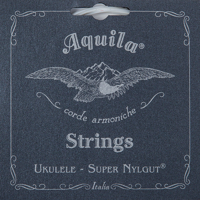 Aquila Super Nylgut Soprano Ukulele Strings - Low G