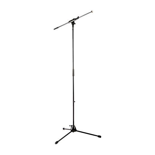 Armour MSB150B Microphone Boom Stand - Black