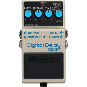 BOSS DD-3T Digital Delay Pedal - Downtown Music Sydney