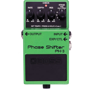 BOSS PH-3 Phase Shifter Pedal - Downtown Music Sydney
