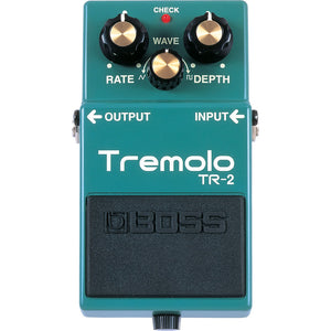 BOSS TR-2 Tremolo Pedal - Downtown Music Sydney