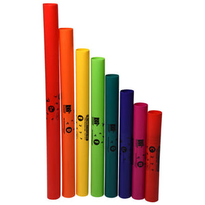 Boomwhackers 8-Note Diatonic C Major Scale Set