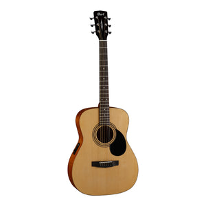 Cort AF510E Acoustic/Electric Guitar - Natural Satin - Downtown Music Sydney