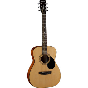 Cort AF510 Acoustic Guitar - Natural Satin - Downtown Music Sydney