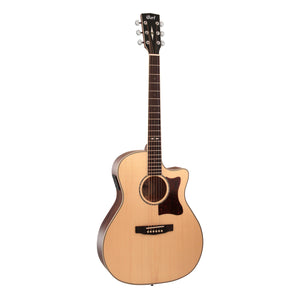 Cort GA10F Grand Regal Series Acoustic/Electric Guitar - Downtown Music Sydney