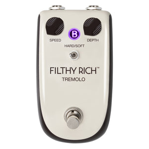 Danelectro Billionaire Filthy Rich Tremolo Pedal - Downtown Music Sydney