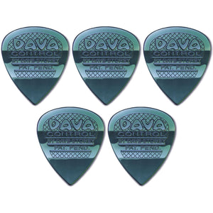 Dava Multi-Gauge Control Pick Nylon 5 Pack - Downtown Music Sydney