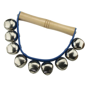 Drumfire Hand Bells with 9 Bells
